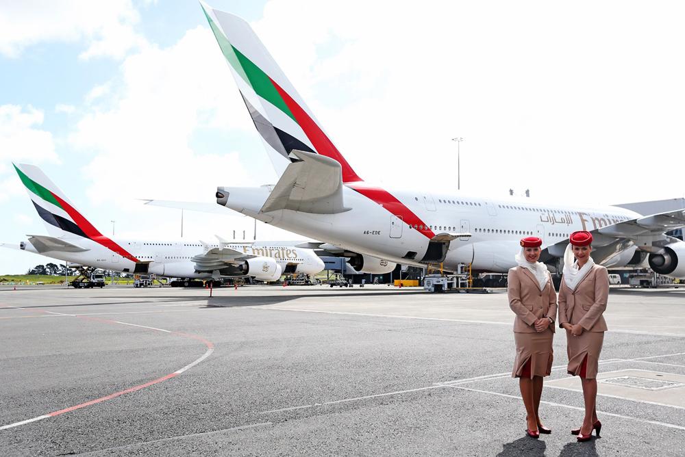 طيران الإمارات ستشغل طائرة إيرباص A380 ثانية يومياً على خط دبي ميلانو اعتباراً من 1 أكتوبر 2016