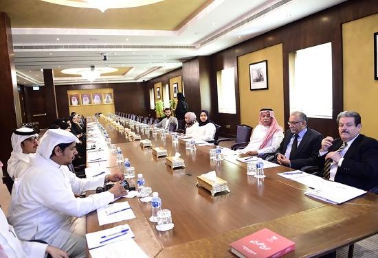«الشورى» يؤكد حرصه على استمرار التعاون مع هيئة التشريع والإفتاء القانوني