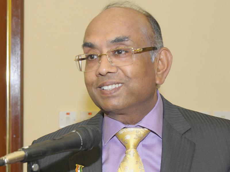 سفير الهند لدى الكويت سونيل جين