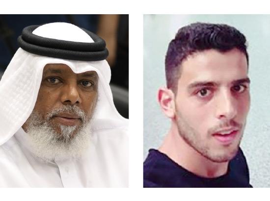 اللاعب السوري عبدالله الشامي  -  مبارك علي