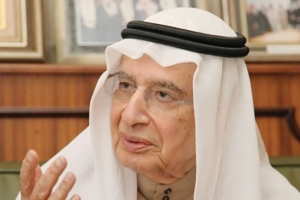 الوجيه عبدالعزيز بن جاسم كانو