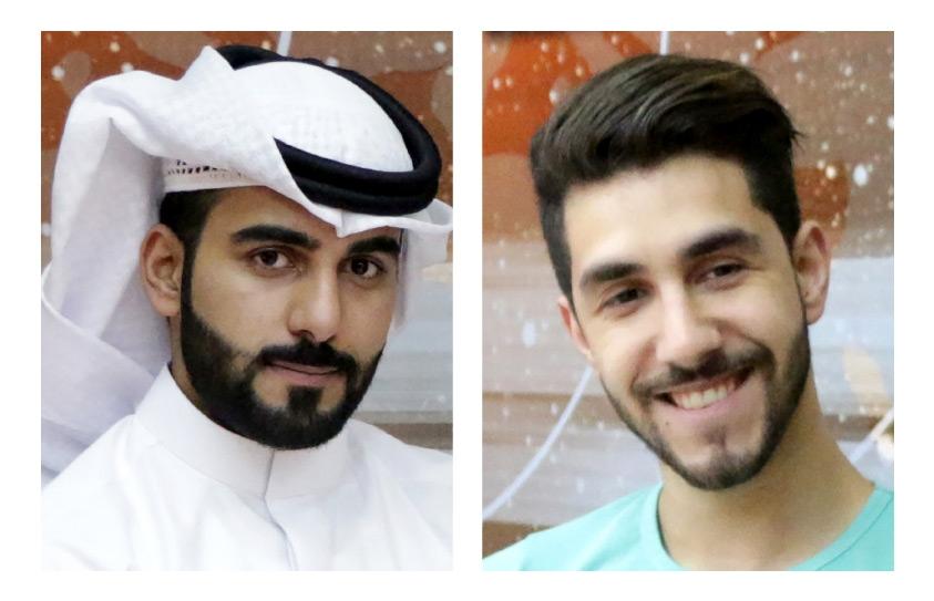 أحمد الشهابي - محمد شاكر