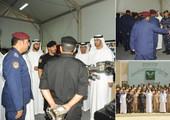 سلطان الجابر بعد زيارة قواتنا في البحرين: ثقة قيادتنا بجنودنا كبيرة