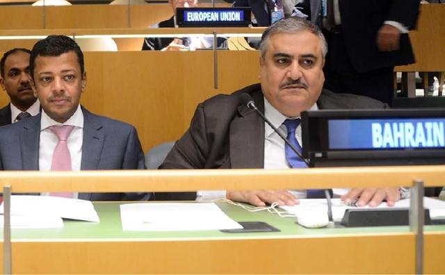 وزير الخارجية مشاركاً في الاجتماع الأممي بشأن اللاجئين والمهاجرين