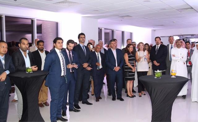 خلال إطلاق البرنامج بالشراكة بين شركة الاستثمارات التكنولوجية (C5) ومجلس التنمية الاقتصادية و«تمكين»   - تصوير : محمد المخرق