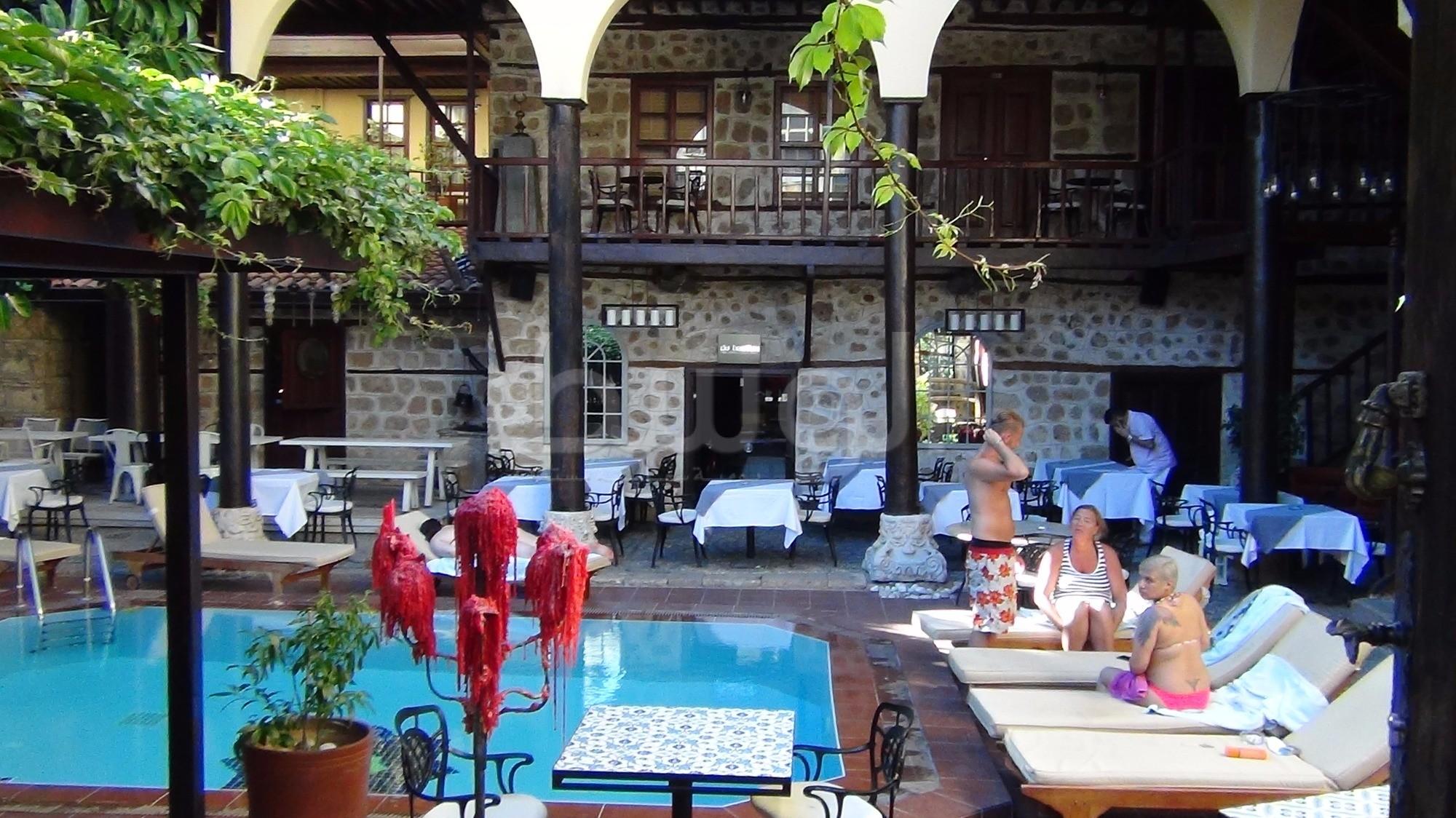 فنادق البوتيك في الحي القديم بانطاليا