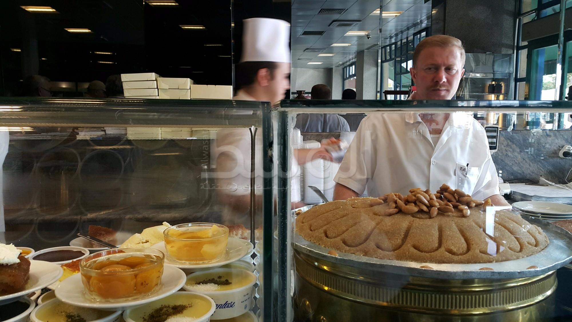 مطعم قناعات التركي الاقدم في الطبخ العثماني