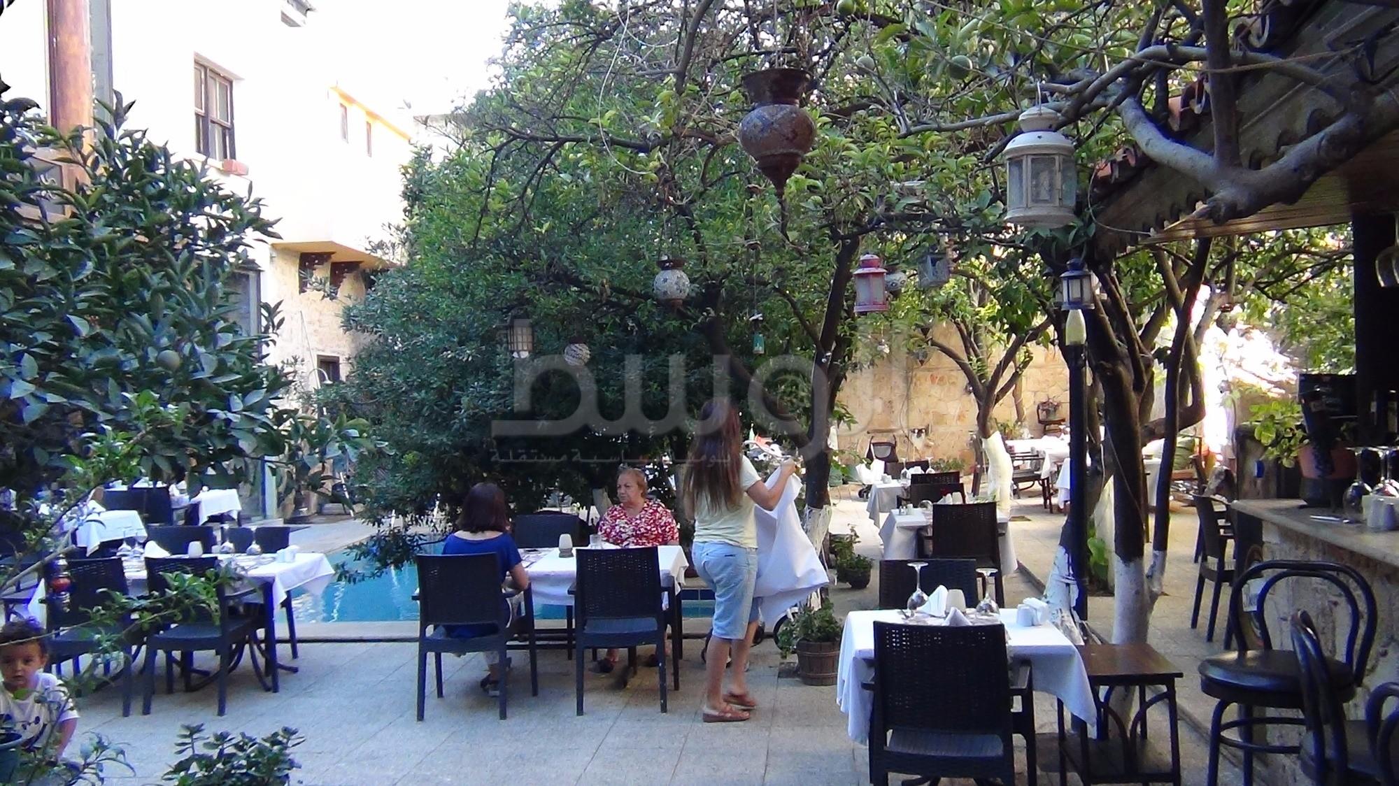 الفنادق والمطاعم بالحي القديم في انطاليا