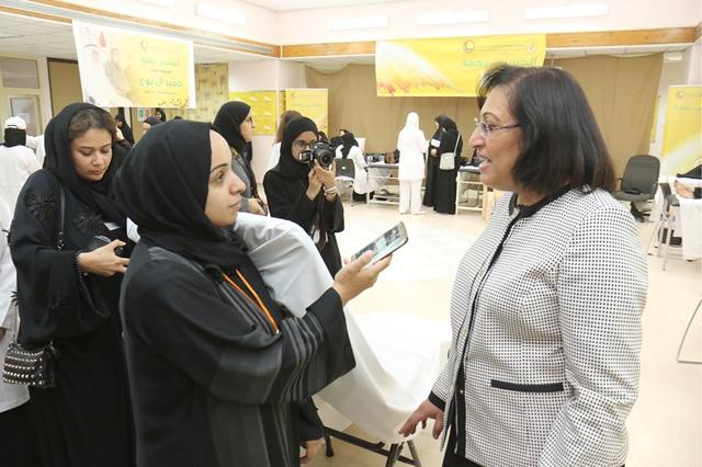وزيرة الصحة مصرحة إلى «الوسط»