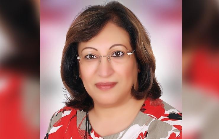 وزيرة الصحة فائقة سعيد الصالح