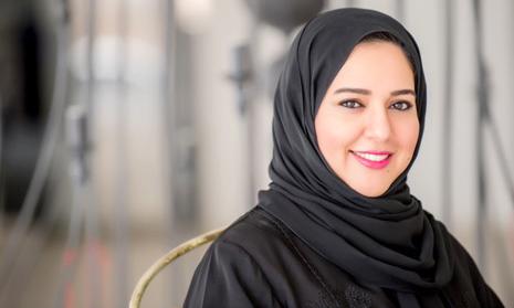 الفنانة التشكيلية البحرينية مياسة السويدي