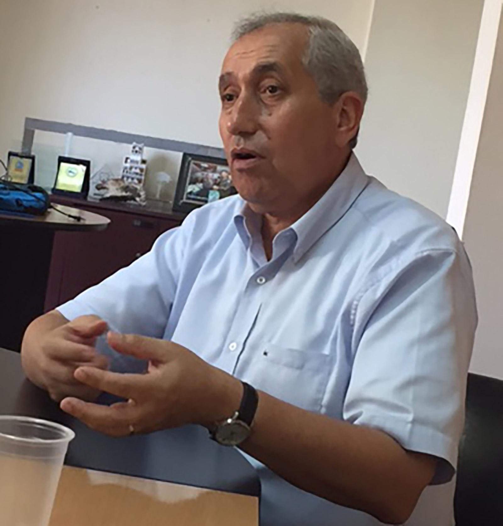 مدير عام جمعية إنماء القدرات في الريف علي عز الدين