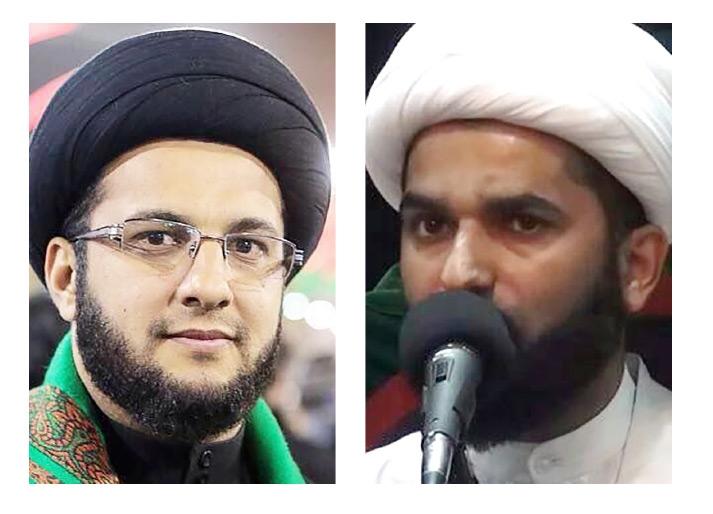 الشيخ عزيز حسن والسيد ياسين قاسم