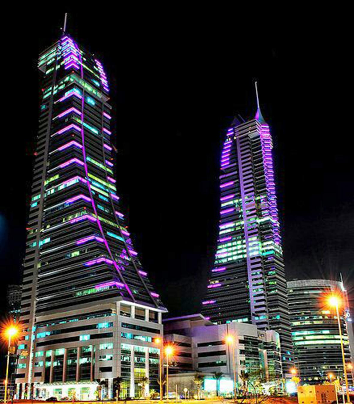 المنامة... المدينة الوردية