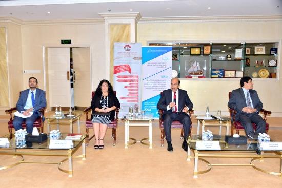 الفعالية ناقشت تأثير رفع وإعادة توجيه الدعم الحكومي وفرض ضريبة القيمة المضافة على نشاط القطاع الخاص بدول الخليج