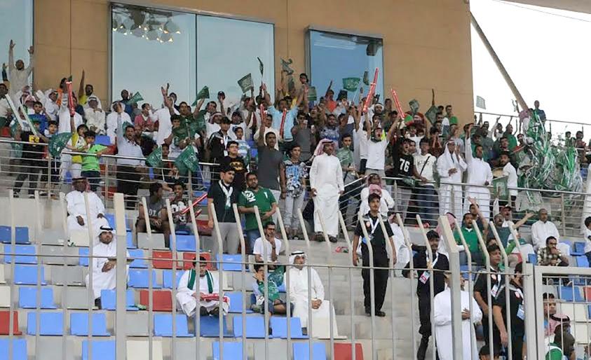 الجماهير السعودية ستزحف بقوة لحضور النهائي