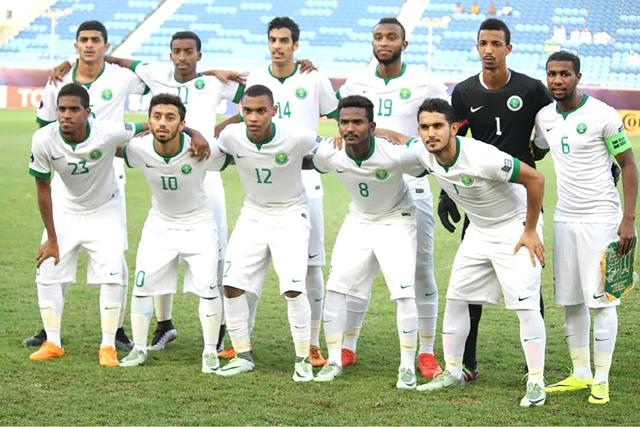 منتخب السعودية للشباب لكرة القدم