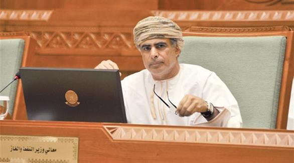 وزير النفط والغاز العماني محمد بن حمد الرمحي