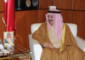 وزير الديوان الملكي يستقبل المشاركين في المؤتمر الثاني للاتحاد الخليجي