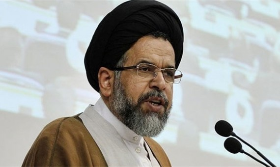 وزير الاستخبارات الإيرانية محمود علوي