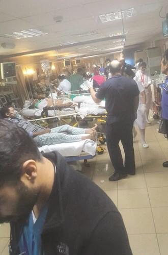 عدد من حالات الربو التي تم إسعافها عدد من حالات الربو التي تم إسعافها