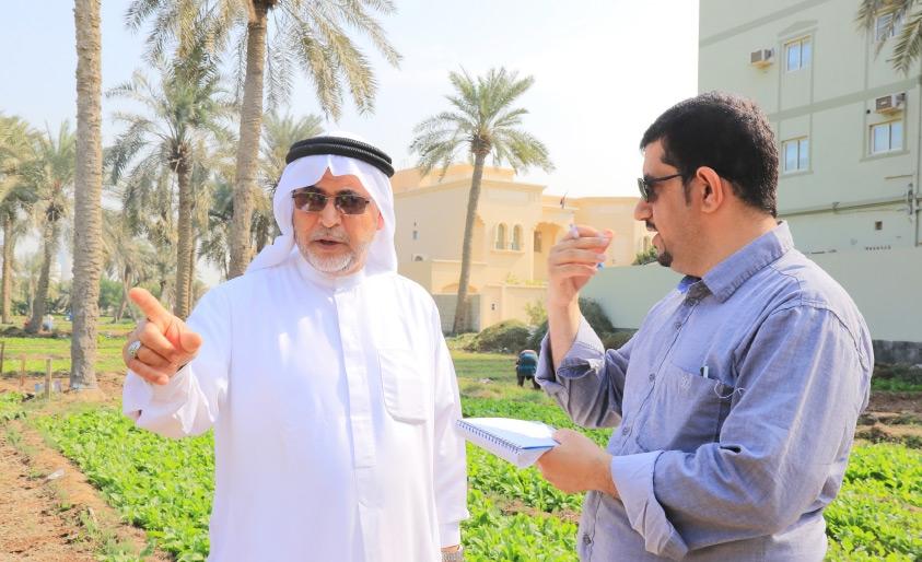 خليل الشيخ: مزارعنا تندثر