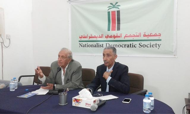 المفكر علي فخرو متحدثاً حول الوحدة الخليجية