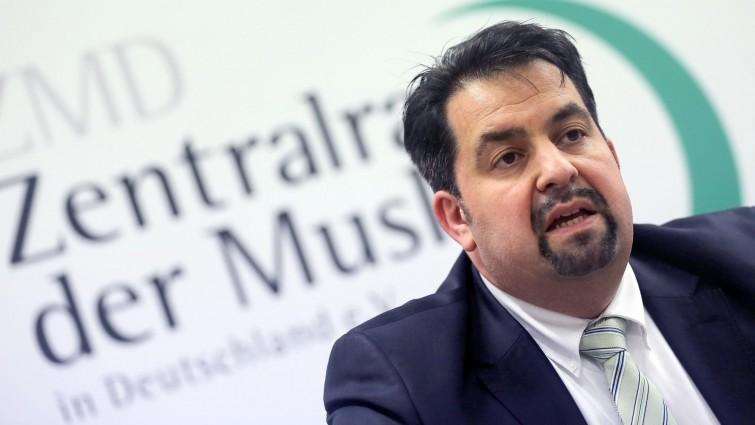 رئيس المجلس المركزي للمسلمين في ألمانيا أيمن مازيك