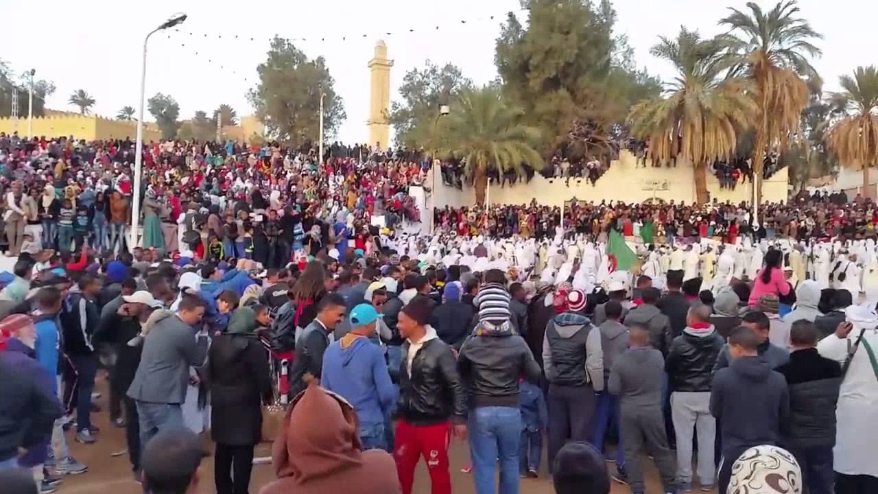 تجمعات ضمن الاحتفال بالمولد النبوي الشريف في الجزائر