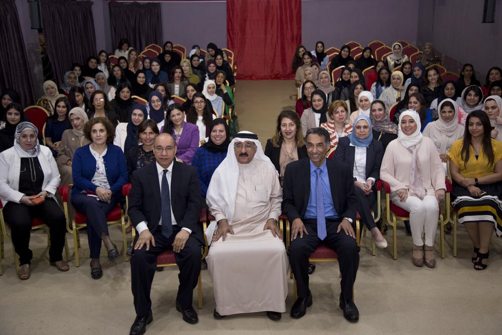 صورة جماعية للمشاركين في الحفل