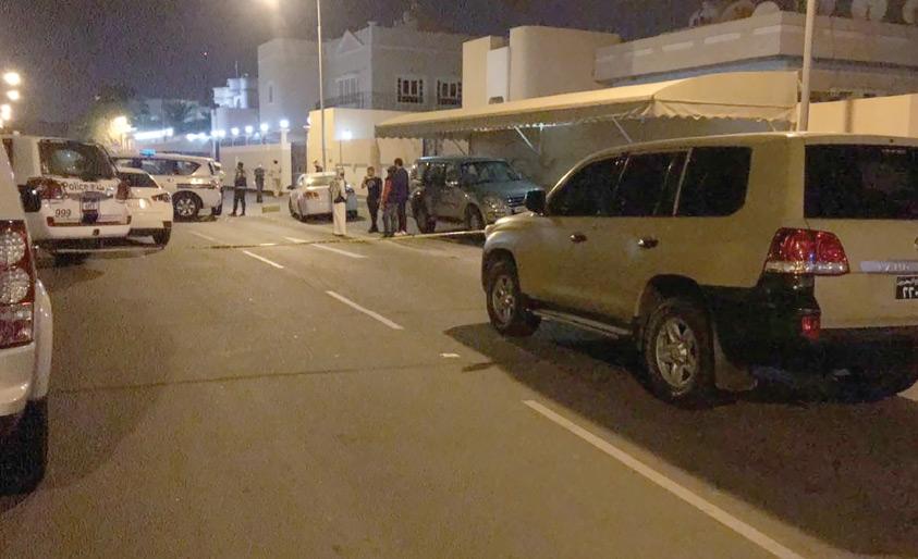 موقع مقتل البحرينية... فيما لايزال الغموض يلفُّ الواقعة