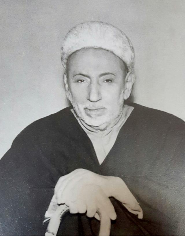 محمد مكي البحارنة