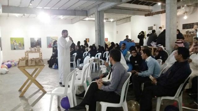 المشاركون في فعالية «تحدي القراءة» للعام 2017