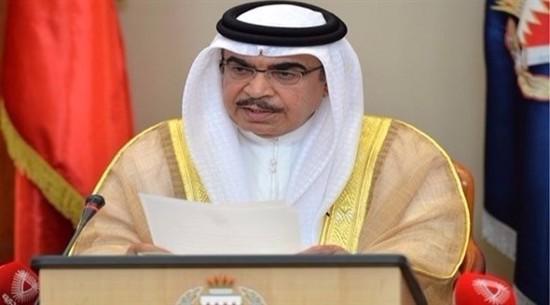 وزير الداخلية البحريني<br />الفريق الركن الشيخ راشد بن<br />عبدالله آل خليفة (أرشيف)
