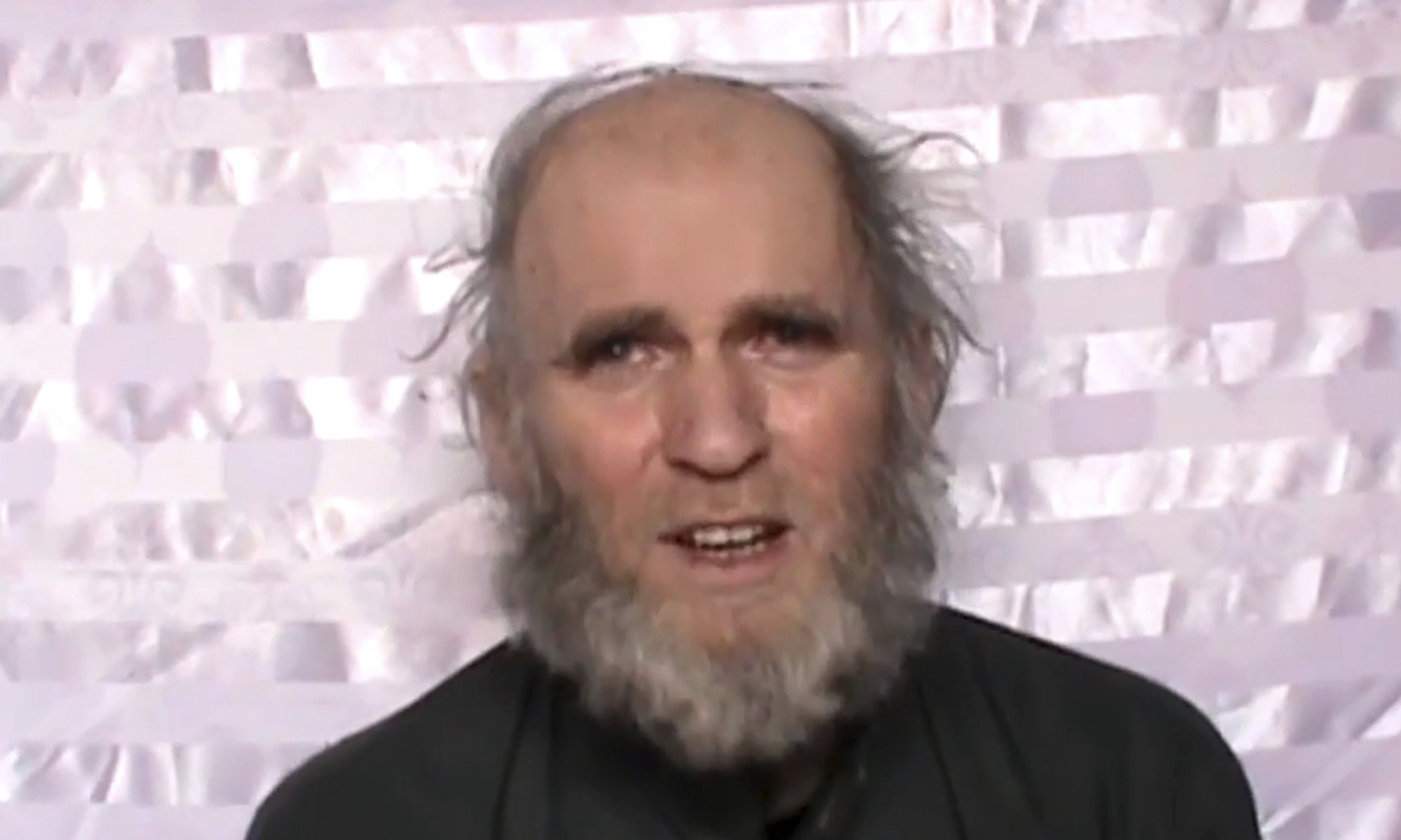 الأميركي المختطف من قبل طالبان كيفين كينج