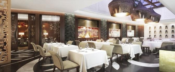 مطعم «راسوي باي فينيت» في فندق الخليج