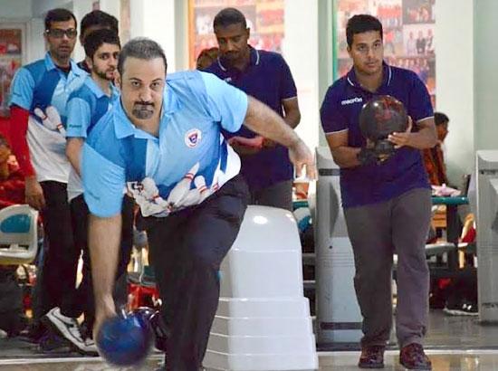 لاعب المنامة عماد جهرمي صاحب أعلى شوط بالجولة
