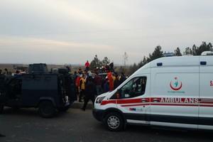 مقتل شرطي وإصابة 4 آخرين في تفجير استهدف دوريتهم شرق تركيا