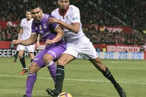 بالفيديو... إشبيلية يلحق الهزيمة الأولى بريال مدريد في الدوري الأسباني هذا الموسم