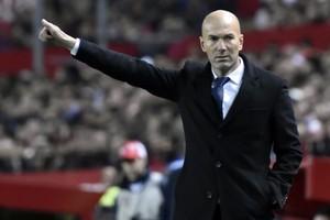 مدرب ريال مدريد زيدان يرفض الاستسلام لكبوة عابرة