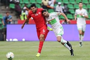بالفيديو... فوز تونس على الجزائر 2-1 في امم افريقيا 2017