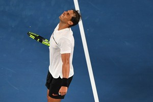 بالفيديو... نادال يتأهل لثالث أدوار بطولة استراليا المفتوحة للتنس