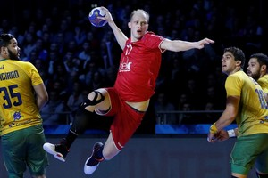 بالفيديو... روسيا تعبر البرازيل وتحسم المركز الثالث في مجموعتها بمونديال اليد