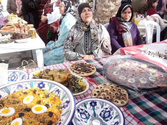 مهرجان للمطبخ التونسي التقليدي
