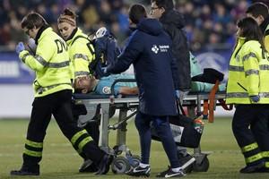 بالفيديو... برشلونة يخسر جهود بوسكيتس