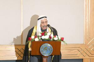 بالفيديو ... محمد بن مبارك: جليل العريض مُفكِّرٌ وباحثٌ مُتميّزٌ في العلوم والتربية