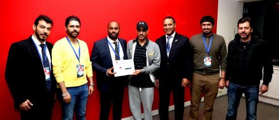 البحرين تكسب حق استضافة بطولة العالم لفنون القتال للهواة