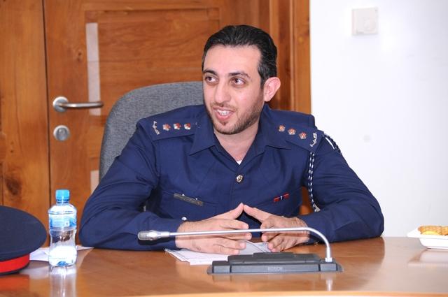 النقيب فيصل الشيخ: لجنة لتحديد الأماكن التي ستفرض عليها رسوم مواقف السيارات