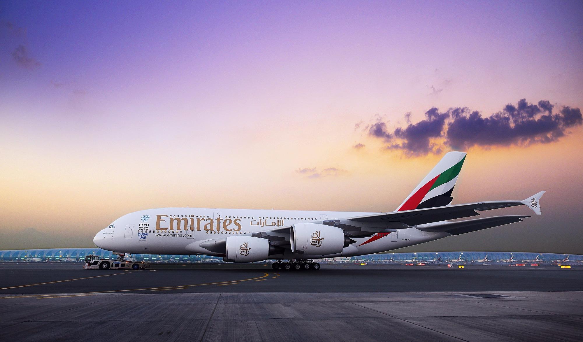 طيران الإمارات أرست معايير عالية في مجال العناية الصحية في الأجواء