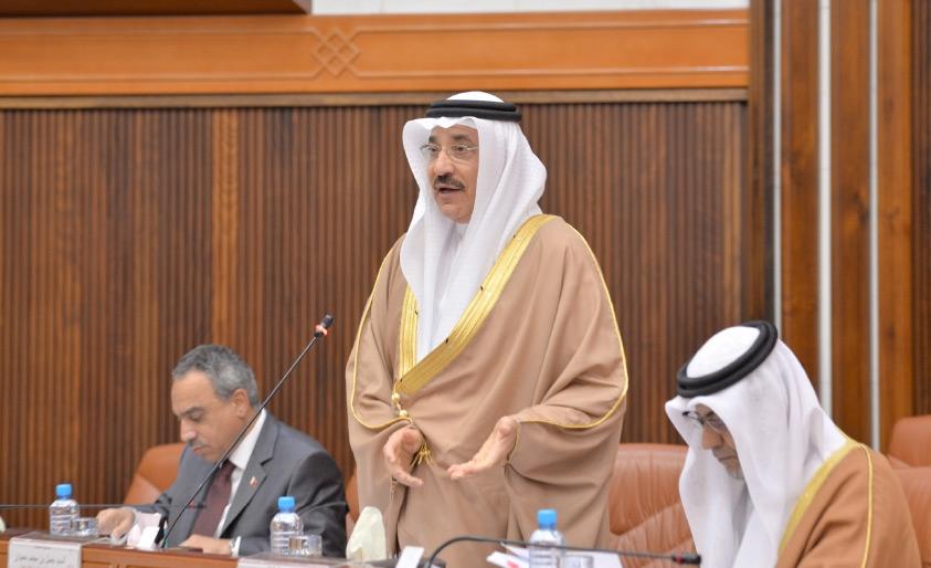 وزير العمل والتنمية الاجتماعية